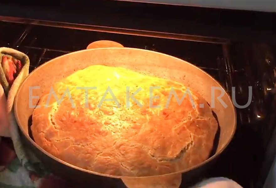Рецепт универсального пирога