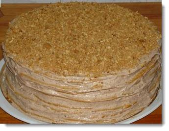 Как приготовить торт чудо