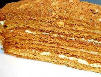 Торт баня рецепт приготовления