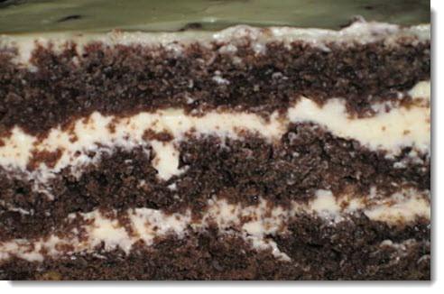 Торт черёмуховый рецепт