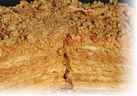Как готовить медовый торт