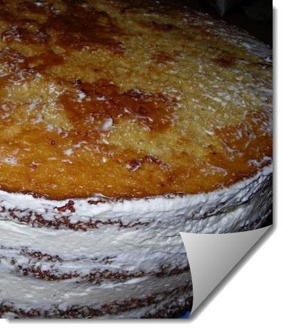 Рецепт торт юбилейный