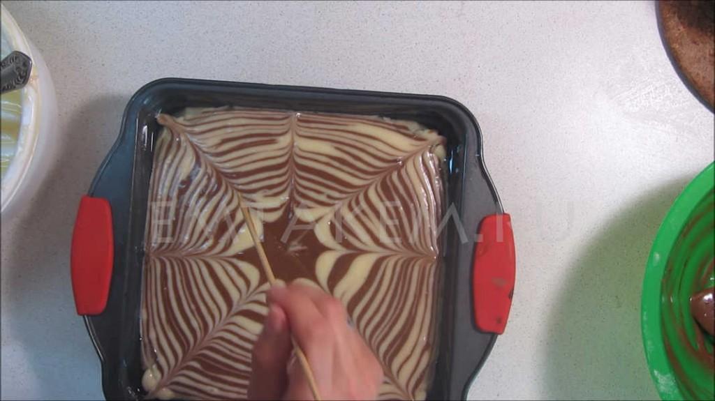 Рецепт зебры с фото пошагово