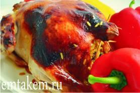 Рецепт курицы по-восточному рецепту