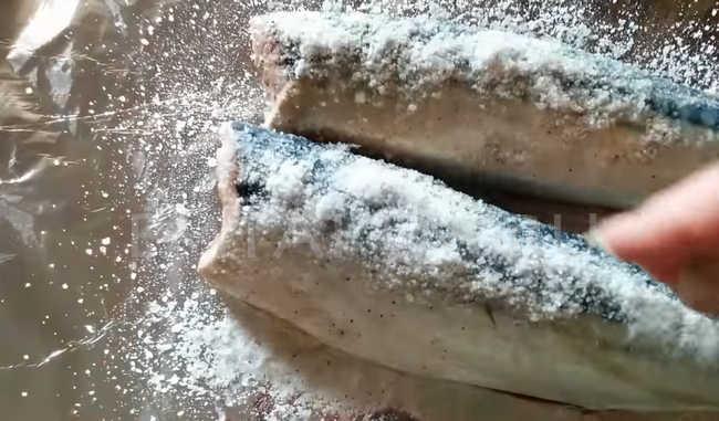 Домашняя засолка скумбрии