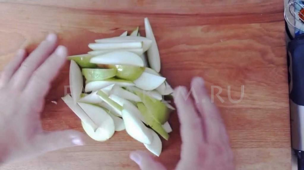 Шарлотка из груш рецепт