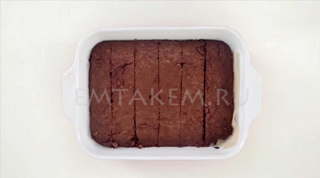 Торт брауни рецепт с фото